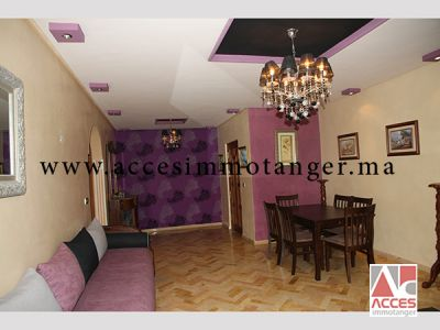 Appartement Tanger 9500 Dhs/mois