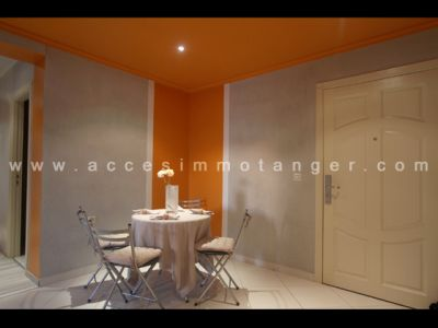 Appartement Tanger 7200 Dhs/mois