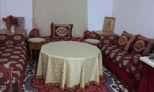 Rent for holidays apartment in Tanger Marjane , Morocco