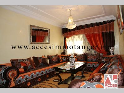 photo annonce Location Appartement Mozart Tanger Maroc
