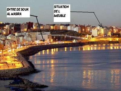 Locations vacances au maroc annonces de location for Chambre de commerce tetouan